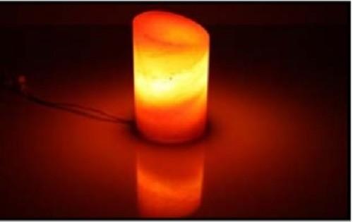 salzkristall lampe kristall zylinder salzlampe himalaya salzleuchte 1311. Black Bedroom Furniture Sets. Home Design Ideas